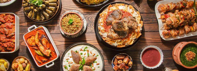 976781106_Traditional Egyptian Food