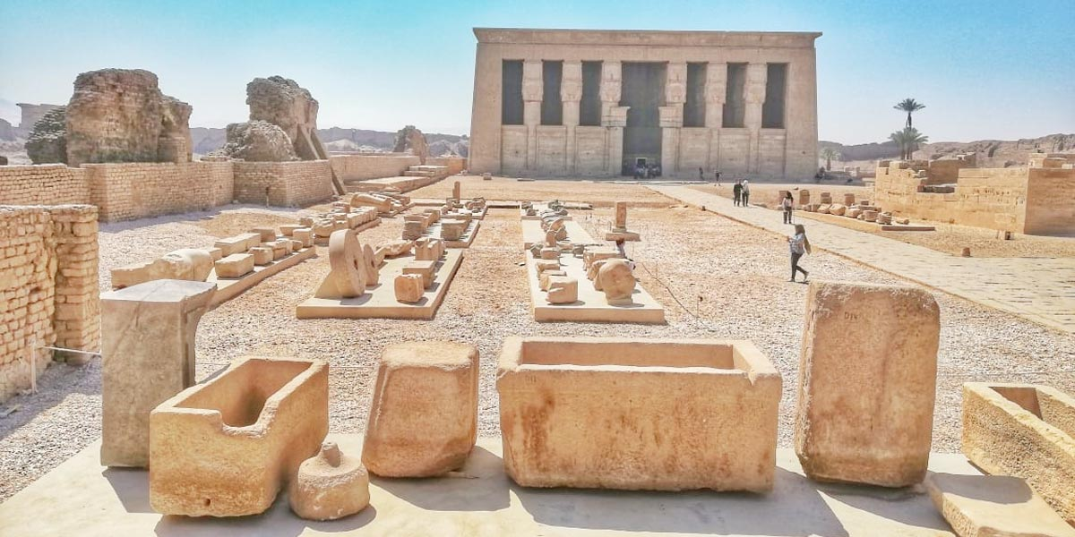 Tour to Dandara and Abydos from Luxor - Egypt Tours Portal