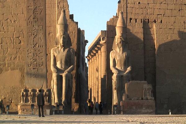 karnak and Luxor tour 3