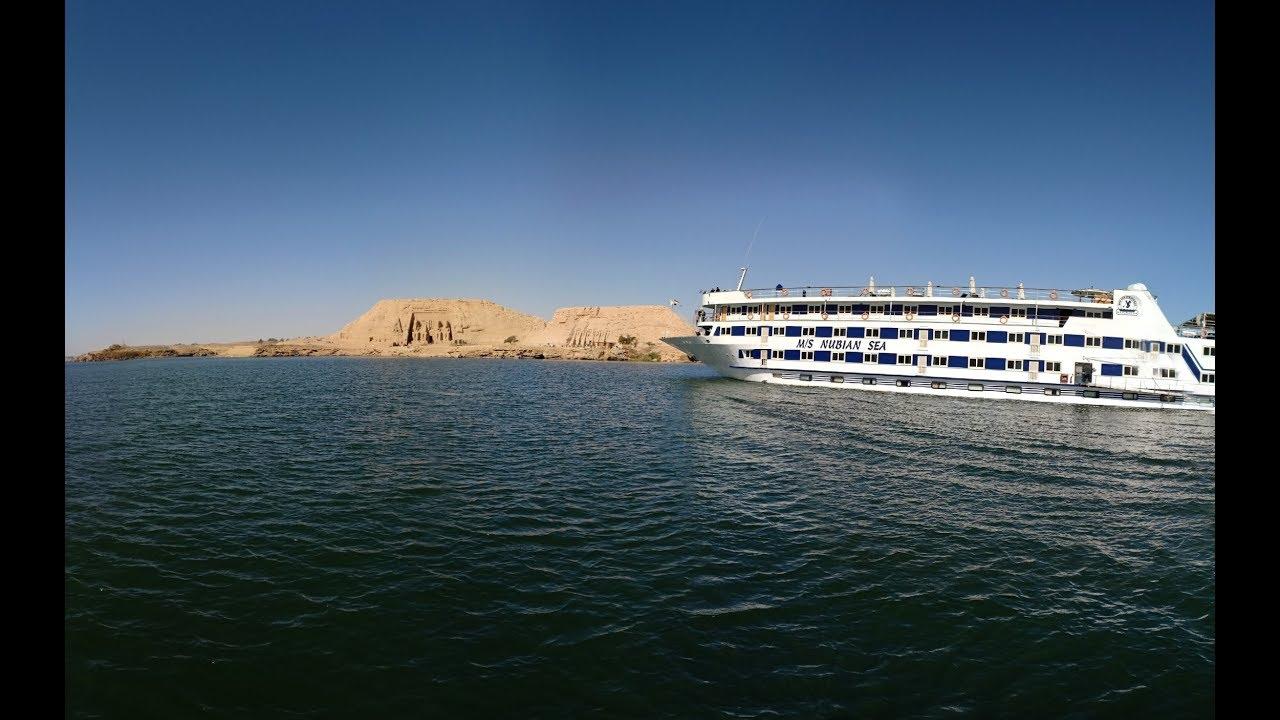 nubian sea lake nasser 3