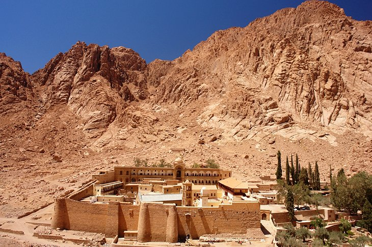 st-catherines from Sharm El Sheikh 1
